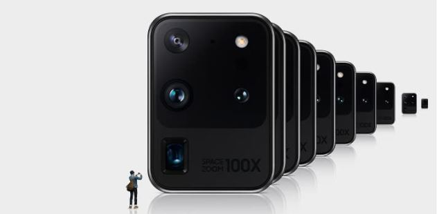 Samsung Galaxy S20 Ultra 5G Factory Unlocked