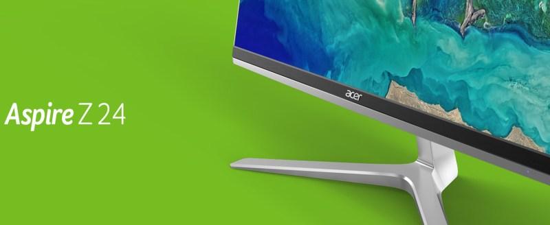 Acer Aspire Z24 890 UA91 AIO Desktop f