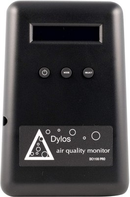 Dylos DC1100 Pro Air Quality Monitor