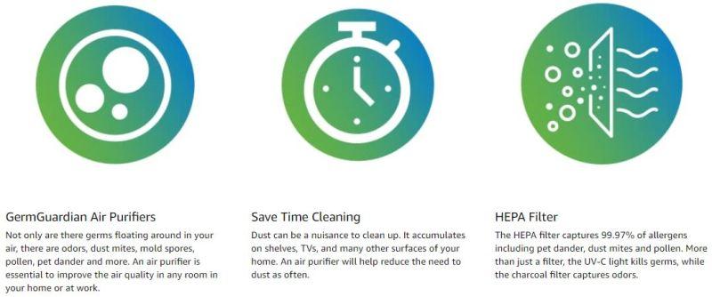 Pluggable Air Purifier & Sanitizer
