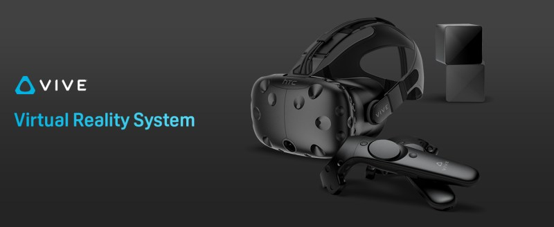 HTC Vive Virtual Reality Systems