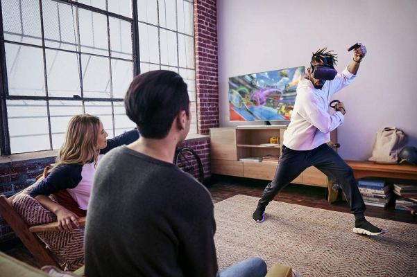 Oculus quest all in one VR gaming headset 1
