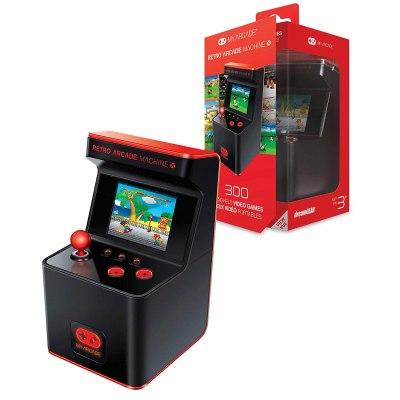 Retro Arcade Machine X Playable Mini Arcade