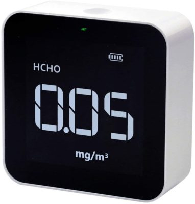 Temtop M10 Air Quality Monitor