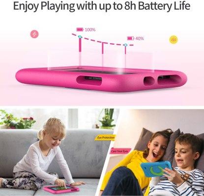 Vankyo MatrixPad Z1 Kids Tablet 7 inch