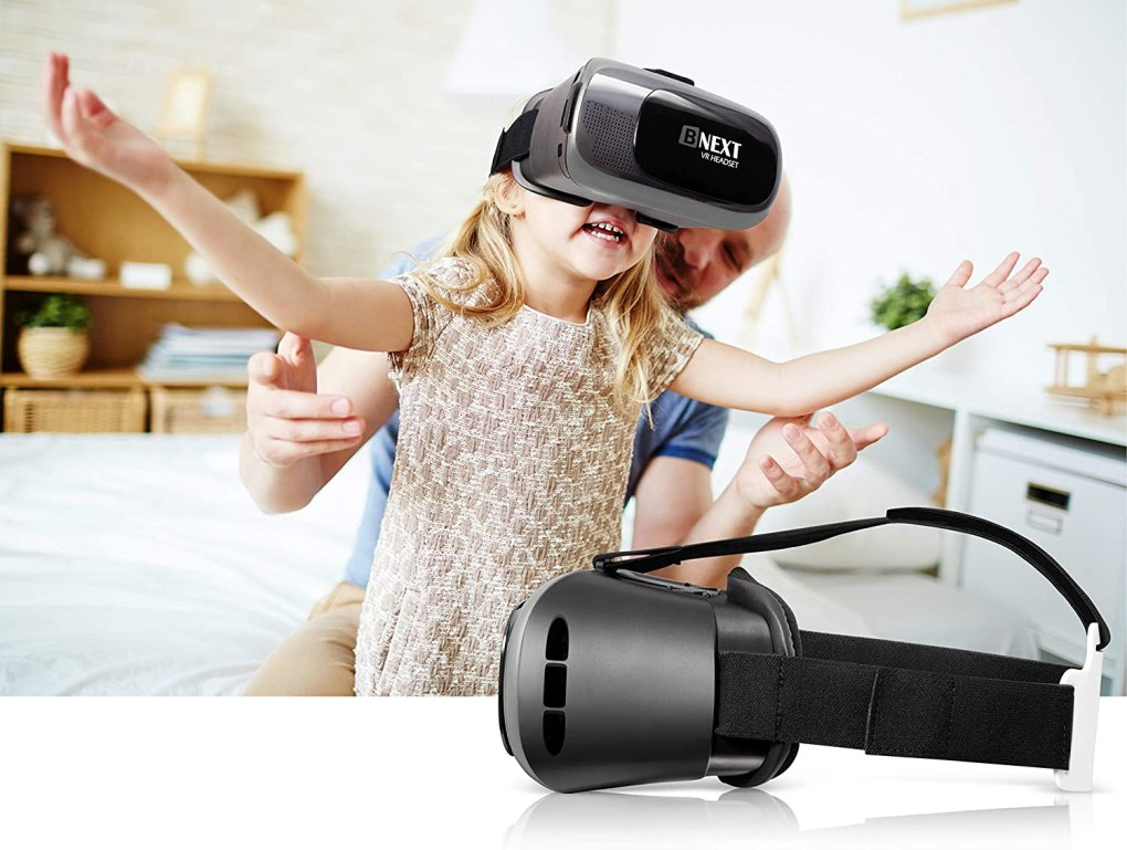 bnext virtual reality headset