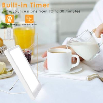 Fitfirst Portable Light Therapy Energy Lamp