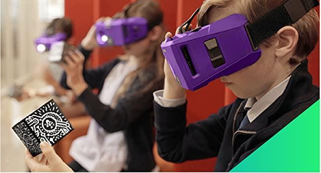 MERGE VR Headset 1