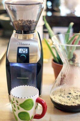Baratza Virtuoso Conical Burr Coffee Grinder