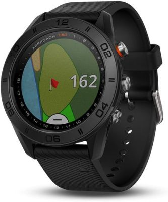Garmin Approach S60 Premium GPS Golf Watch with Touchscreen Display