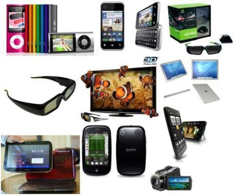 Electronic Gadgets in Our Daily Life