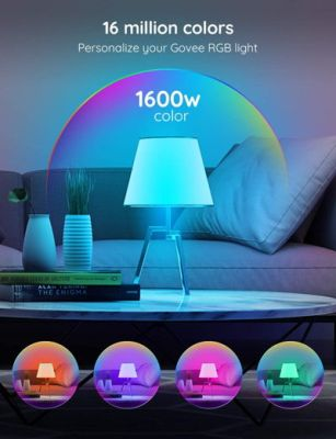 Govee LED Music Sync RGB Color Changing Bulb