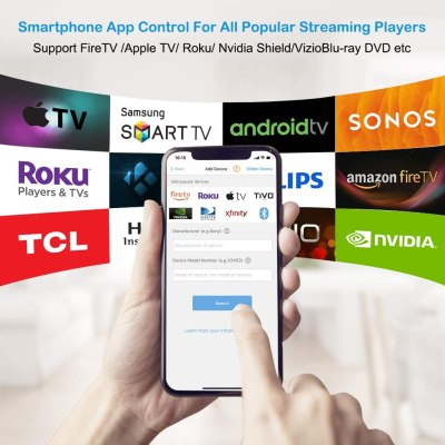 SofaBaton Universal Remote Control with Mobile Phone APPs
