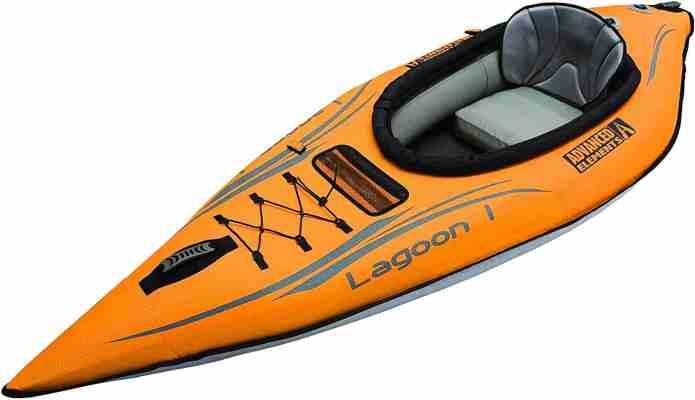 ADVANCED ELEMENTS Lagoon 1 Best Whitewater Kayaks 1