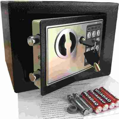 Yuanshikj Electronic Deluxe Best Digital Locker Security Safe