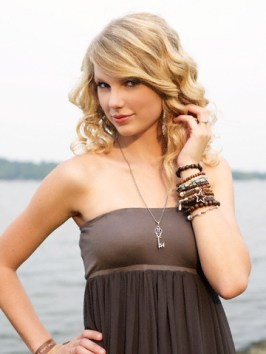 ca. 2008 --- Taylor Swift --- Image by © Justin Stephens/Corbis Outline