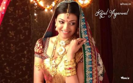 kajal-agarwal-in-marriage-saree