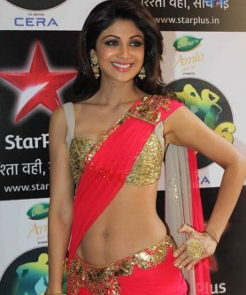 shilpa-shetty-hot-navel-show