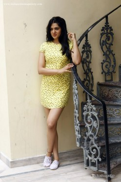 sakshi-chaudhary-in-yellow-dress-july-2015-stills-24444