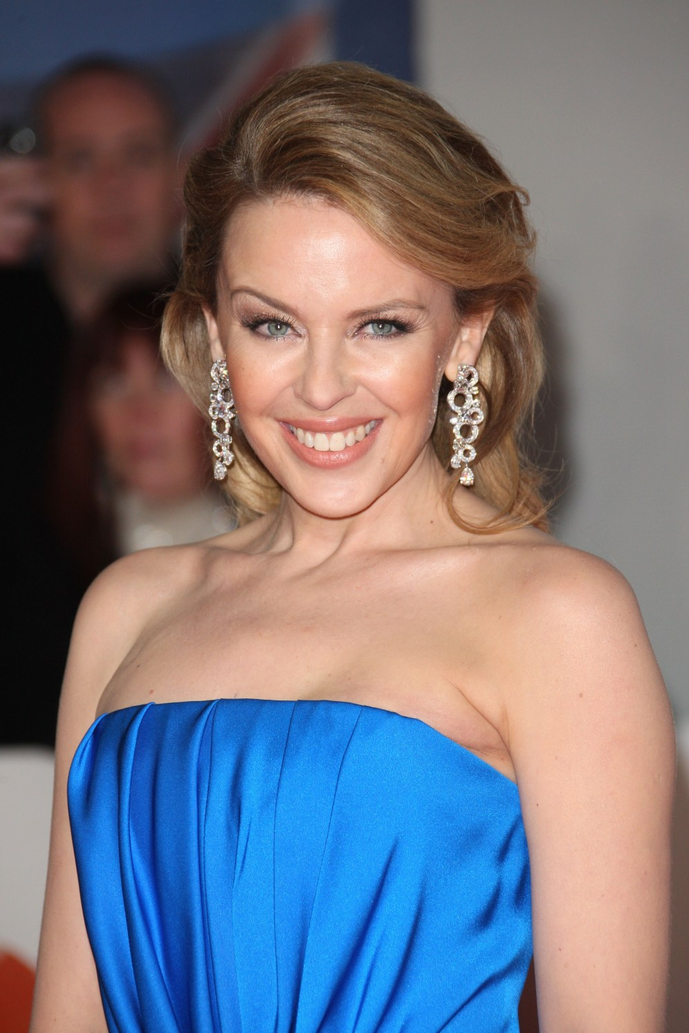 Kylie Minogue The Brit Awards 2012 held at The O2 - Arrivals London, England - 21.02.12 Mandatory Credit: Lia Toby/WENN.com