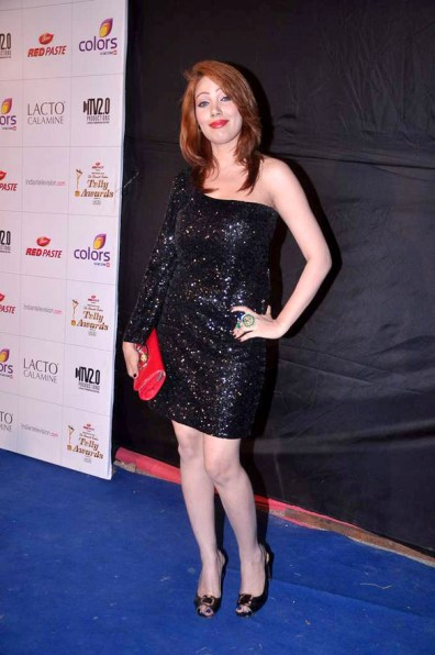 Moonmoon_dutta_colors_indian_telly_awards
