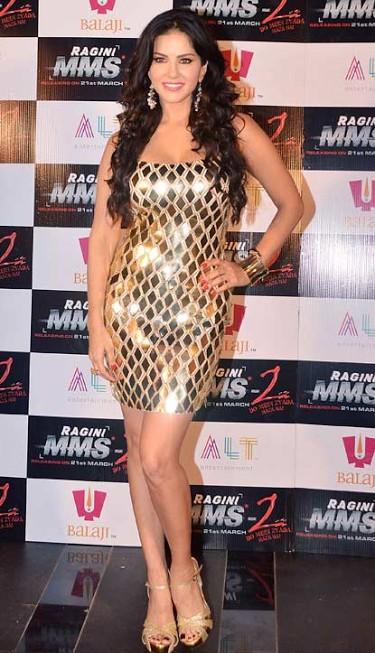 Sunny Leone-ragini-mms2-audio-launch