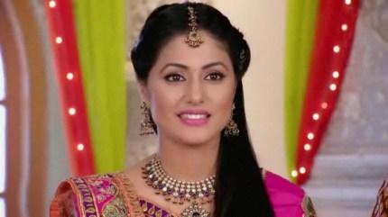 Hina Khan as Akshara HD Wallpapers Free Download7