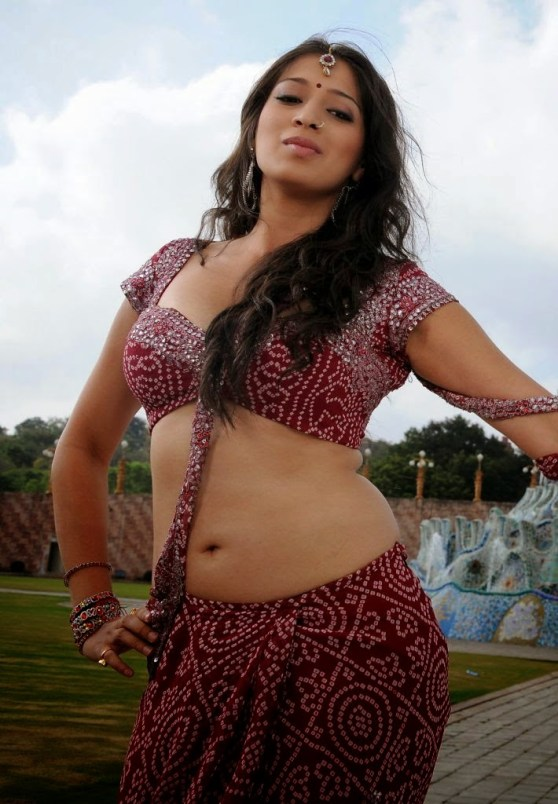 Lakshmi Roy Laxmi Rai Hot Cute HD Sizzling Cleavage Navel Boobs Images Pictures Photo Shoot Wallpapers Gallery Saree Thighs Exposed 10 - Copy