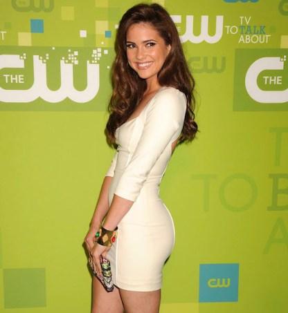 Shelley Hennig-CW Network's 2011 Upfront, New York City, 05/19/2011