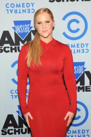 """NEW YORK, NY - APRIL 24: Amy Schumer attends """"Inside Amy Schumer"""" Premiere Screening Party at Hudson Terrace on April 24, 2013 in New York City. (Photo by Brad Barket/Getty Images for Comedy Central)"""