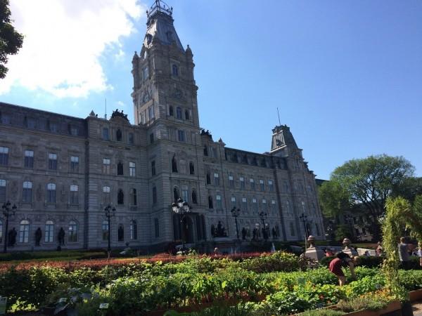 ケベック州議会
