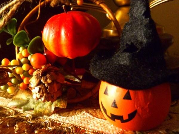 ハロウィンのジャックオランタンを作ってみよう!