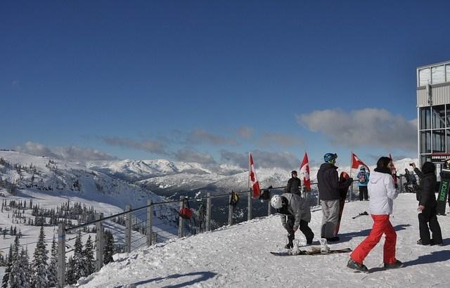 スキーリゾートとして世界的に有名なカナダ、ウィスラー