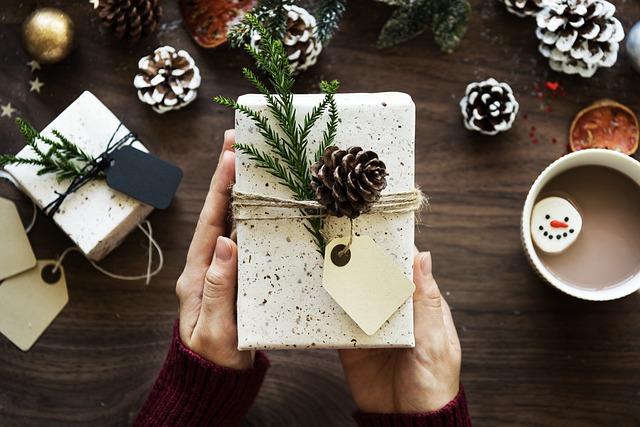 カード、贈り物、ギフト