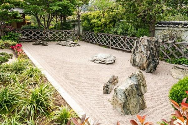 日本式ガーデン