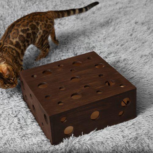развивающая игрушка для кота