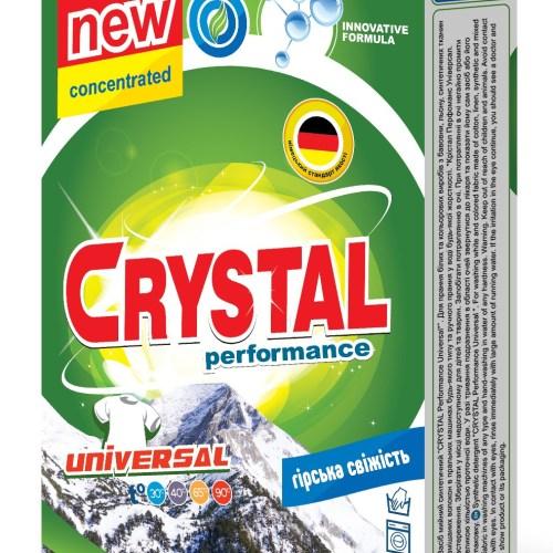 порошок горная свежесть кристалл