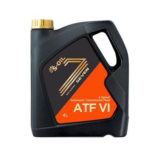 s-oil seven atf 4
