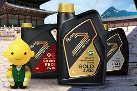 корейське моторне масло S-oil