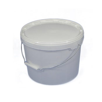 Епоксидна фарба напівглянець ПК-Окрас* Біла,1кг
