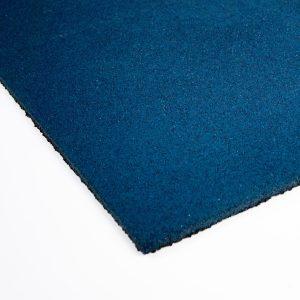 синее резиновое покрытие