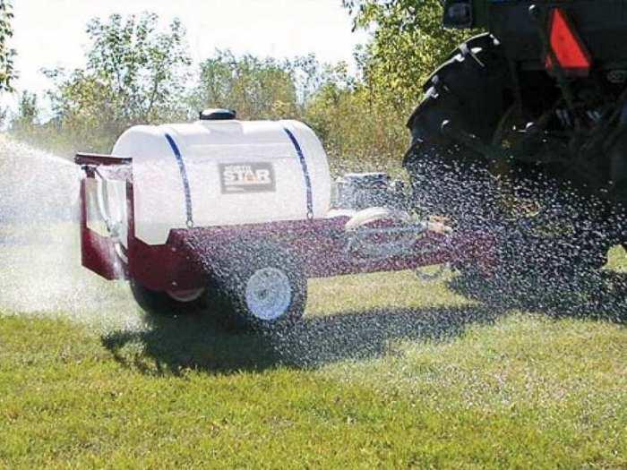 Best Tow-Behind Sprayer