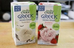 Healthy Choice Frozen Yogurt