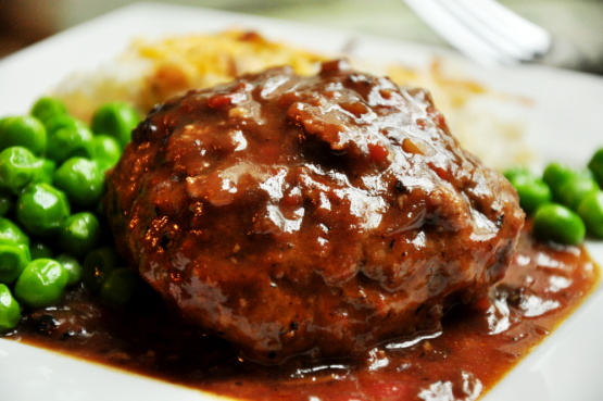 Delicious Salisbury Steak Recipe