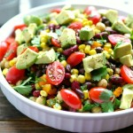 Three Bean Salad – Great source of Protein