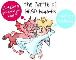 Battling Head Hunger