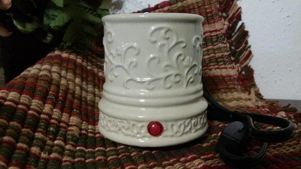 Ceramic Candle Warmer Crock