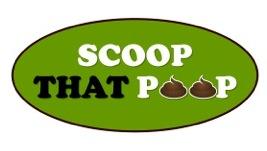 scoop poop badge