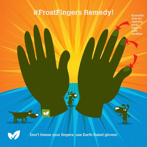 Frost Fingers Glove
