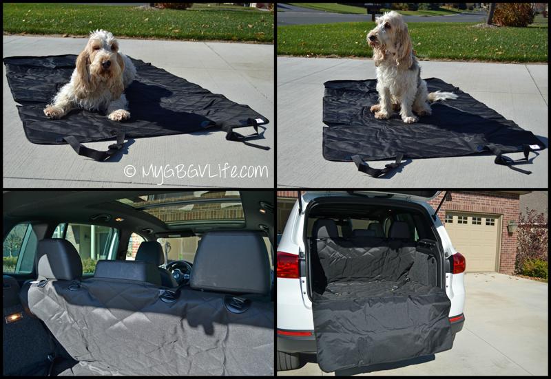 My GBGV Life SUV Cargo Cover installation